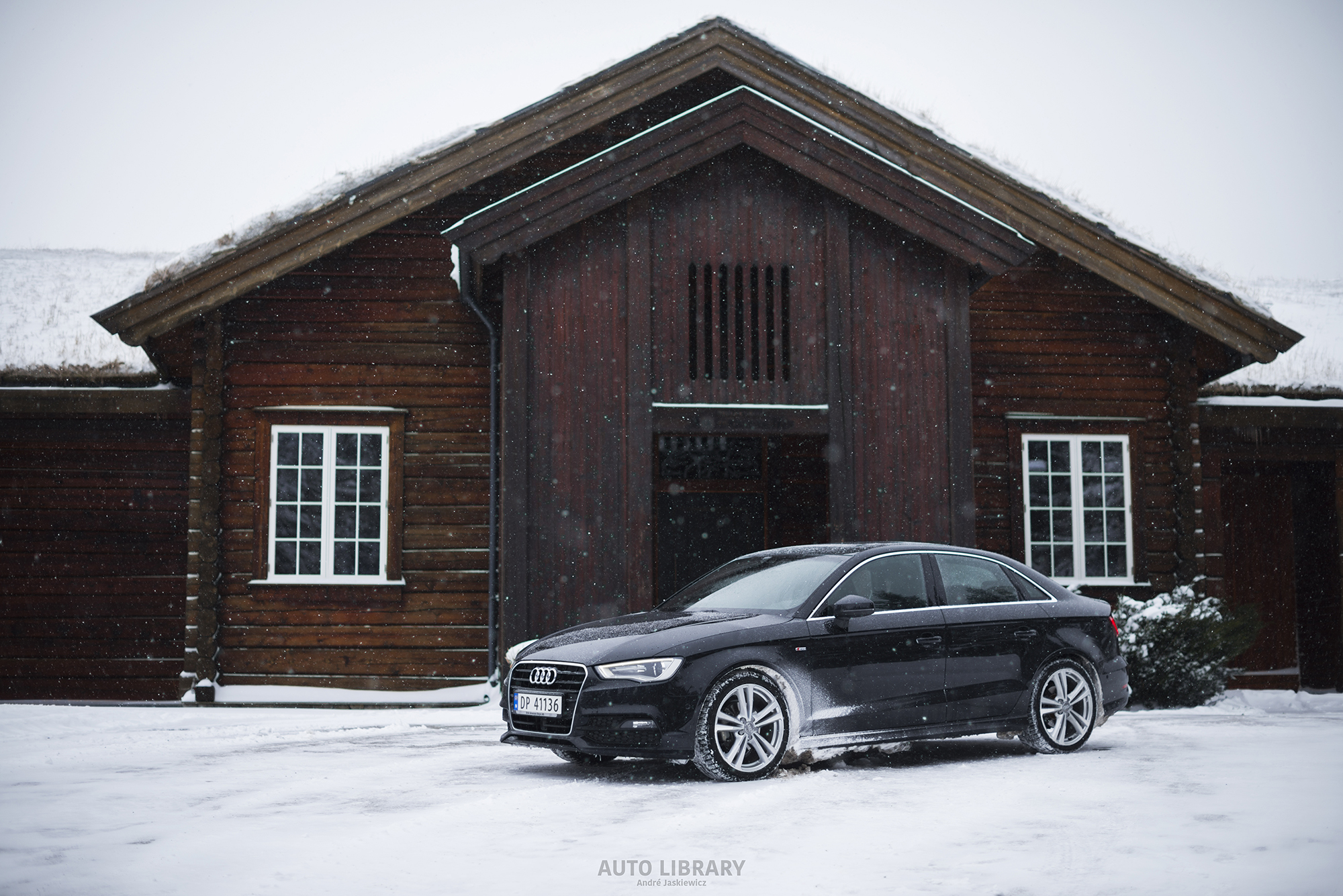 Audi A3 Sportsedan